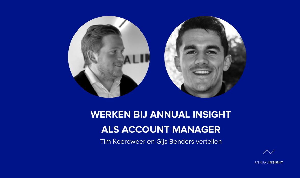 werken bij Annual Insight