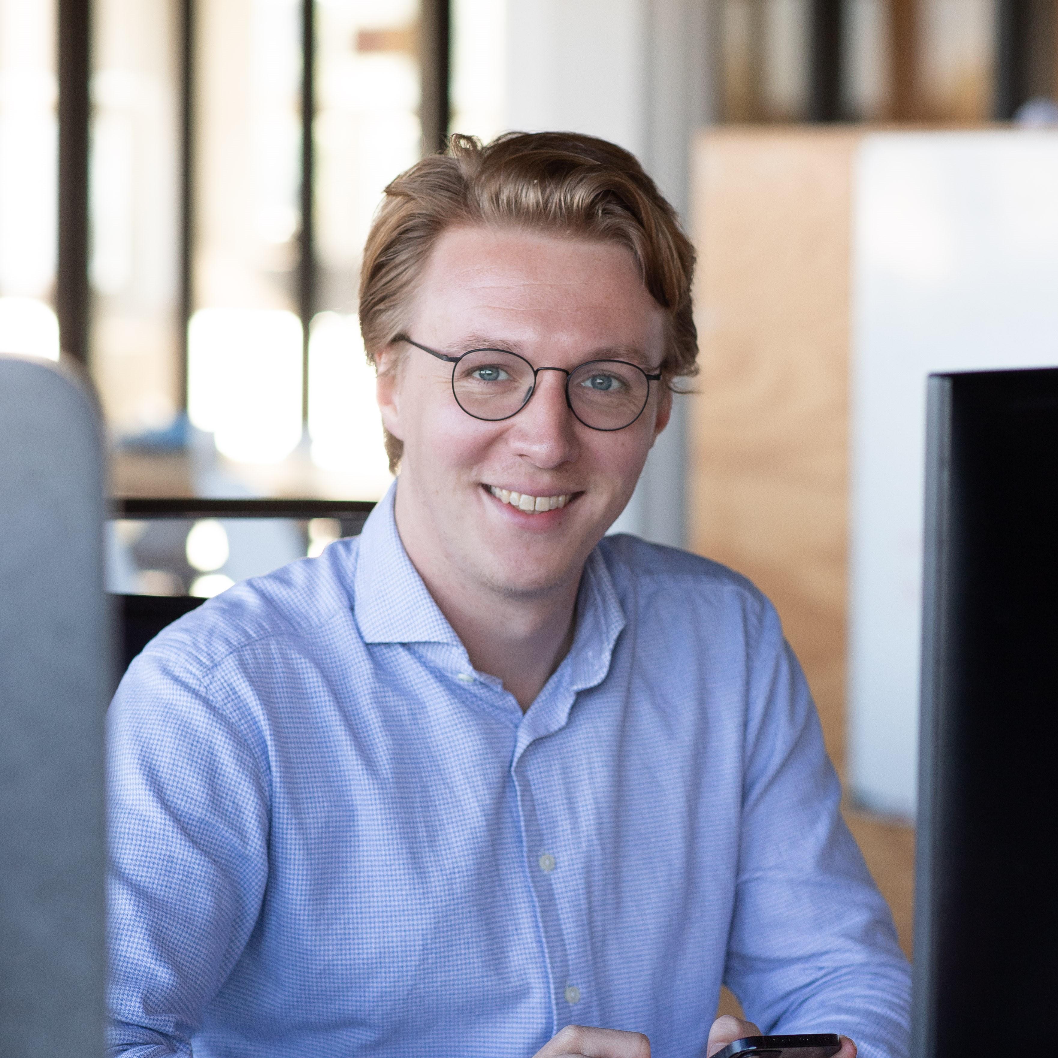 Mathieu Geuskens